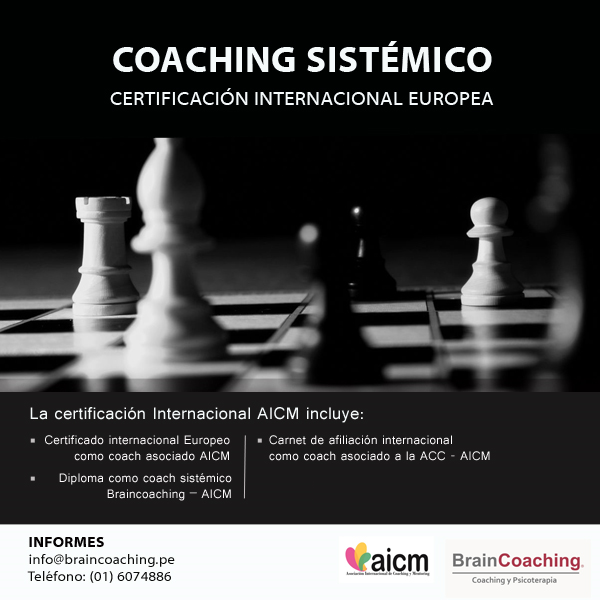 Certificación Internacional Europea En Coaching