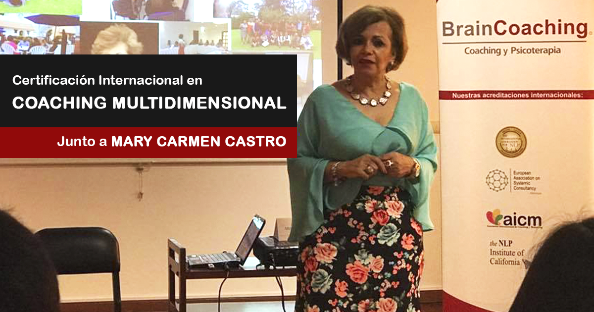Mary Carmen Castro Braincoaching