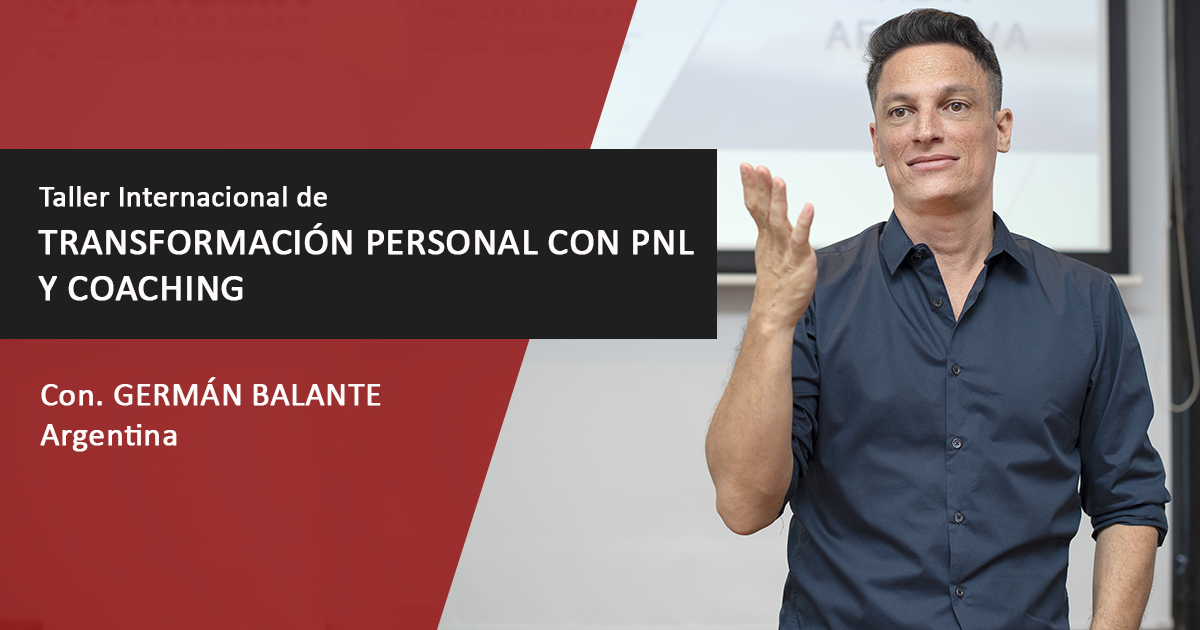 German Balante Transformacion Personal Braincoaching Lima Peru