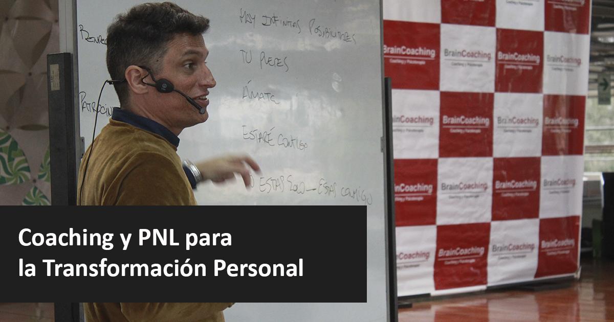 Coaching Y PNL Para La Transformación Personal