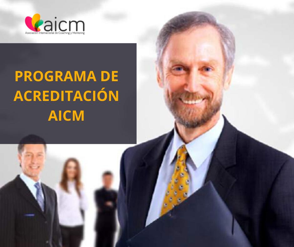 Acreditación AICM Vía Mentoria
