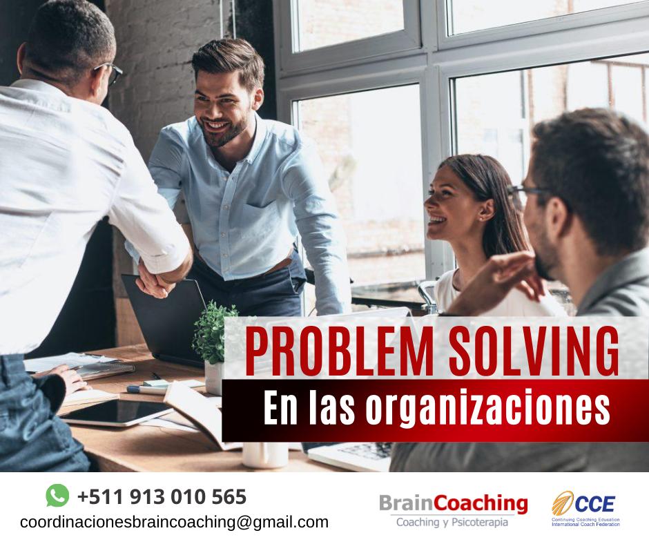 Certificación Internacional En Problem Solving